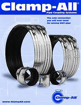 pipe coupling systems